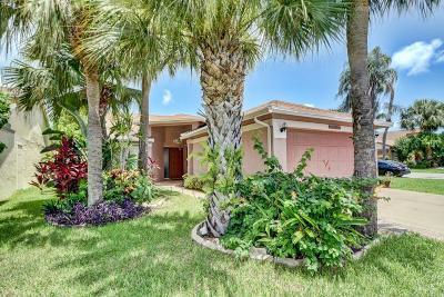 Boca Raton Single Family Home For Sale: 8545 Jared Way Way