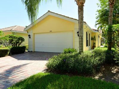 Isles, Isles At Palm Beach Gardens Single Family Home For Sale: 615 Hudson Bay Drive