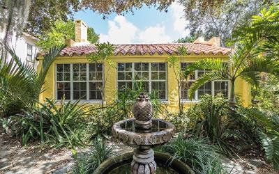 West Palm Beach Single Family Home For Sale: 611 Flamingo Drive