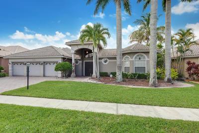 Boca Raton Single Family Home For Sale: 21660 Marigot Drive