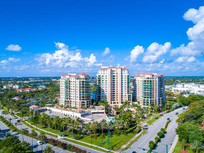 Palm Beach Gardens Condo For Sale: 3610 Gardens Parkway #201a