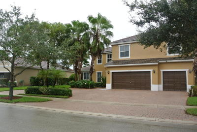 Lake Worth Single Family Home For Sale: 9412 Savannah Estates Drive
