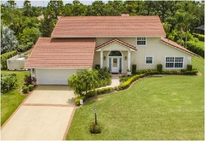 Fort Pierce Single Family Home Contingent: 9419 Pinebark Court