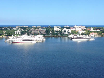 West Palm Beach Rental Leased: 1200 S Flagler Drive #1503
