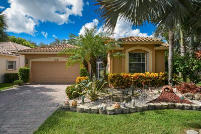 Boynton Beach Single Family Home For Sale: 7580 Trapani