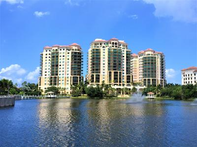 Palm Beach Gardens Condo For Sale: 3630 Gardens Parkway #1405c