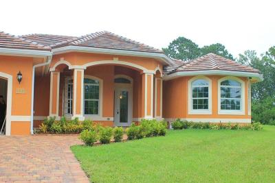 Port Saint Lucie Single Family Home For Sale: 1639 SW Cefalu Circle