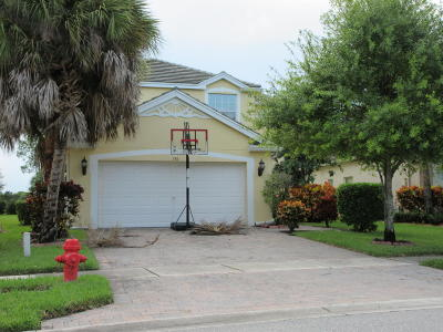 Royal Palm Beach Single Family Home For Sale: 196 Canterbury Place