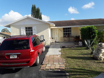 West Palm Beach Single Family Home Contingent: 5276 Cannon Way