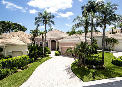 West Palm Beach Single Family Home For Sale: 8648 Falcon Green Drive