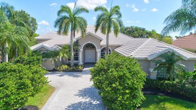 Boynton Beach Single Family Home For Sale: 8272 Desmond Drive