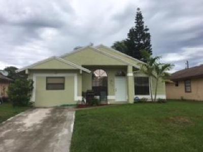 Stuart Single Family Home For Sale: 5867 SE Wilsie Drive