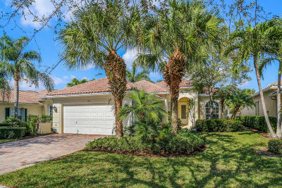 Isles, Isles At Palm Beach Gardens Single Family Home For Sale: 172 Euphrates Circle