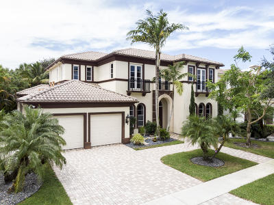 Boca Raton Single Family Home Contingent: 17713 Middlebrook Way