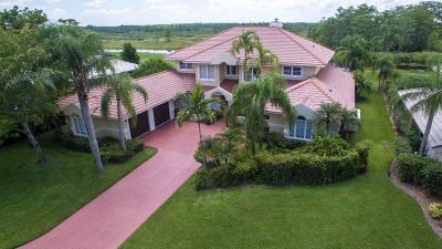 Palm Beach Gardens Single Family Home For Sale: 22 Dunbar Road