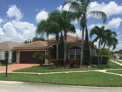 Wellington FL Single Family Home Contingent: $389,900