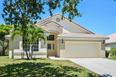 Delray Beach Single Family Home For Sale: 1145 Anchor Point