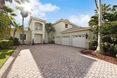 Boca Raton Single Family Home For Sale: 11205 Sea Grass Circle