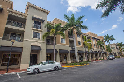 Palm Beach Gardens Condo For Sale: 4883 Pga Boulevard #209
