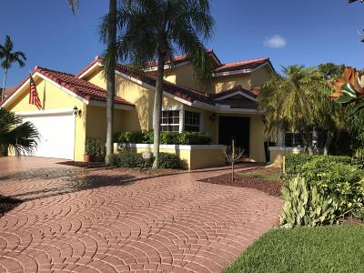 Boca Raton Single Family Home For Sale: 23198 L Ermitage Circle