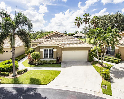 West Palm Beach Single Family Home For Sale: 8164 Quail Meadow Trace