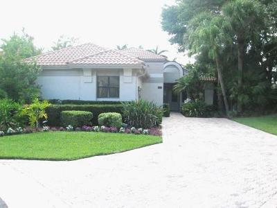 Boca Raton Single Family Home Contingent: 5355 NW 23rd Way