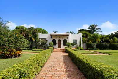 Delray Beach Single Family Home For Sale: 21 NE 9th Street