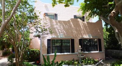 Boynton Beach Single Family Home Contingent: 331 NW 1st Avenue