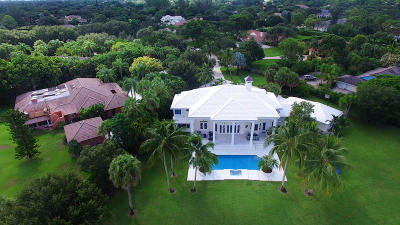 Palm Beach Gardens Single Family Home For Sale: 5811 Dixie Bell Road