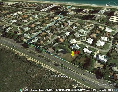 Juno Beach Residential Lots & Land For Sale: Lot 3 Lot 3 Us Highway 1