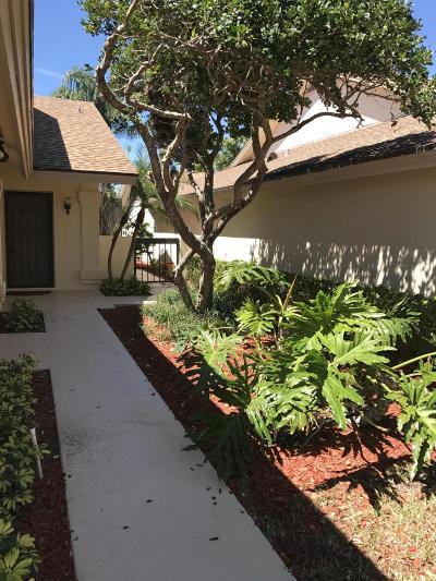 Jupiter Single Family Home For Sale: 226 River Park Drive