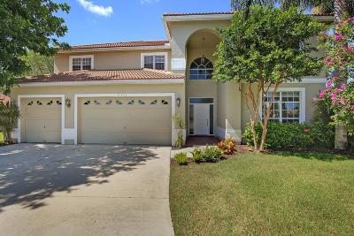 Lake Worth Single Family Home For Sale: 7313 Catalina Isle Drive