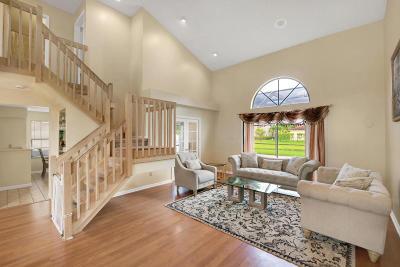 Wellington Single Family Home For Sale: 12948 Meadowbreeze Drive
