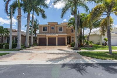 West Palm Beach Single Family Home For Sale: 2301 Ridgewood Circle