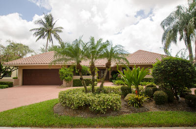Boca Raton Single Family Home Contingent: 4500 NW 26th Court