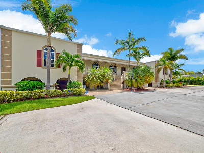 Palm Beach Gardens Single Family Home For Sale: 15684 87th Trail