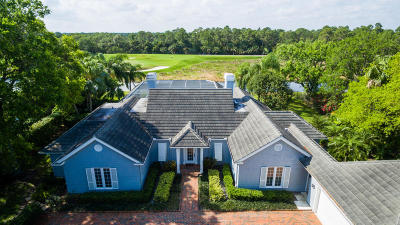 Palm Beach Gardens Single Family Home For Sale: 12880 Marsh Landing