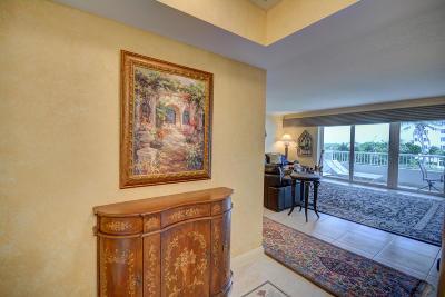 Boca Raton Condo Sold: 600 S Ocean Boulevard #4070