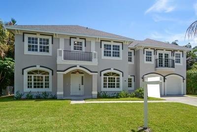 West Palm Beach Single Family Home For Sale: 200 Avila Road