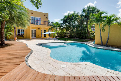 West Palm Beach Single Family Home For Sale: 523 29th Street