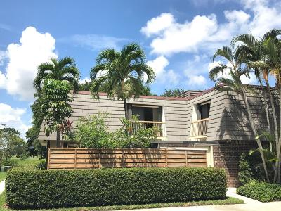 Palm Beach Gardens Townhouse For Sale: 1114 11th Terrace