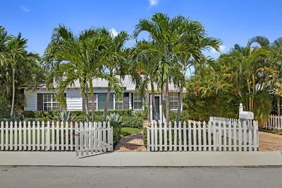 Delray Beach Single Family Home For Sale: 120 NE 7th Avenue
