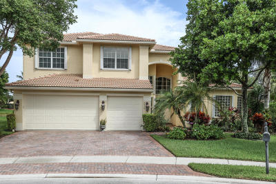 Lake Worth Single Family Home For Sale: 7938 Sunburst Terrace