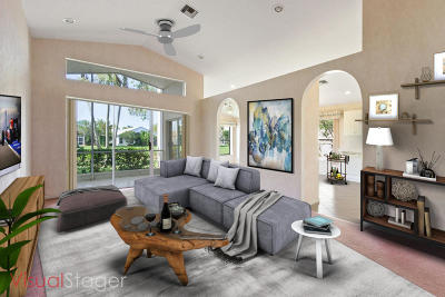 Boca Raton Single Family Home For Sale: 8735 Thames River Drive