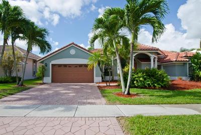 Boca Raton Single Family Home For Sale: 10553 Maple Chase Drive