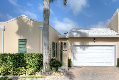 Boca Raton Single Family Home For Sale: 17143 Bermuda Village Drive