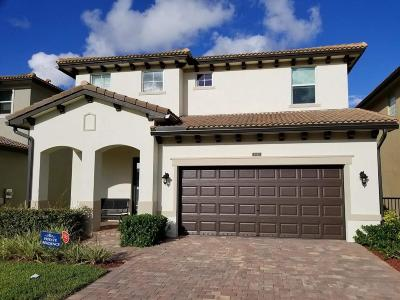 Lake Worth Single Family Home For Sale: 6842 Langdon Way