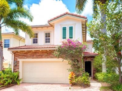 Palm Beach Gardens Single Family Home For Sale: 611 Moondancer Court