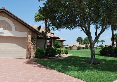 Boynton Beach Single Family Home For Sale: 8176 Cassia Drive