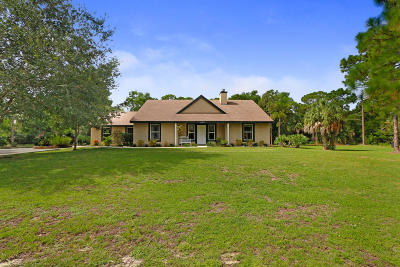 Jupiter Single Family Home For Sale: 13968 156 Street